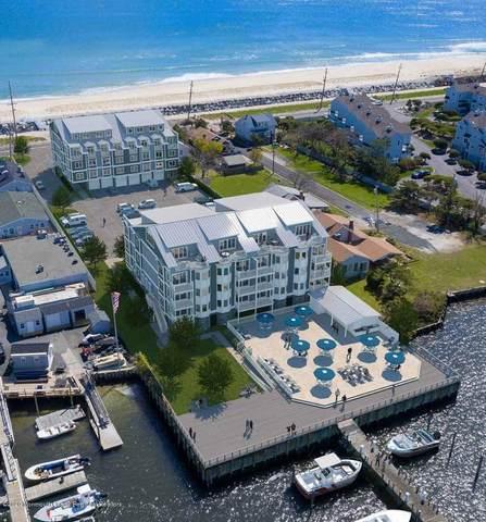 150 Ocean Avenue #16, Sea Bright, NJ 07760 (MLS #22117220) :: The Dekanski Home Selling Team