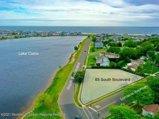 65 South Boulevard, Spring Lake, NJ 07762 (MLS #22117224) :: The Ventre Team