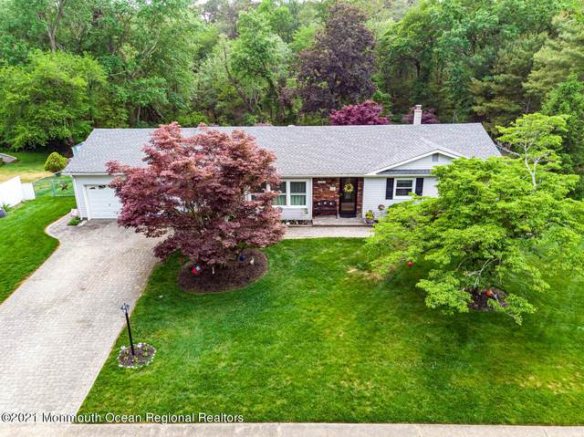 1160 Concord Drive, Brick, NJ 08724 (#22117307) :: Rowack Real Estate Team