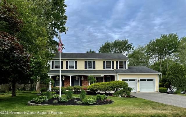 537 Herbert Lane, Brick, NJ 08724 (MLS #22117357) :: Provident Legacy Real Estate Services, LLC