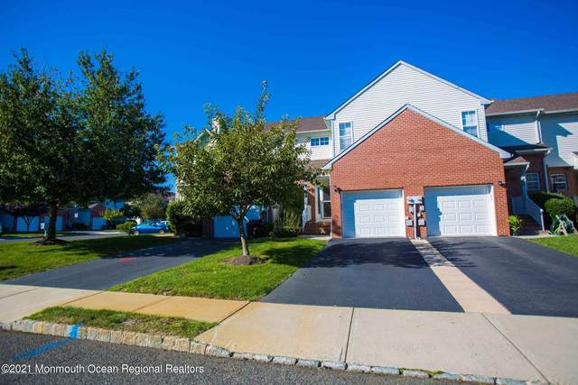 24 Center Drive 2-4, Manalapan, NJ 07726 (MLS #22117442) :: The MEEHAN Group of RE/MAX New Beginnings Realty