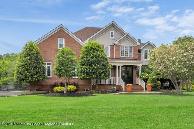 1 Tollhouse Lane, Colts Neck, NJ 07722 (#22117459) :: Rowack Real Estate Team
