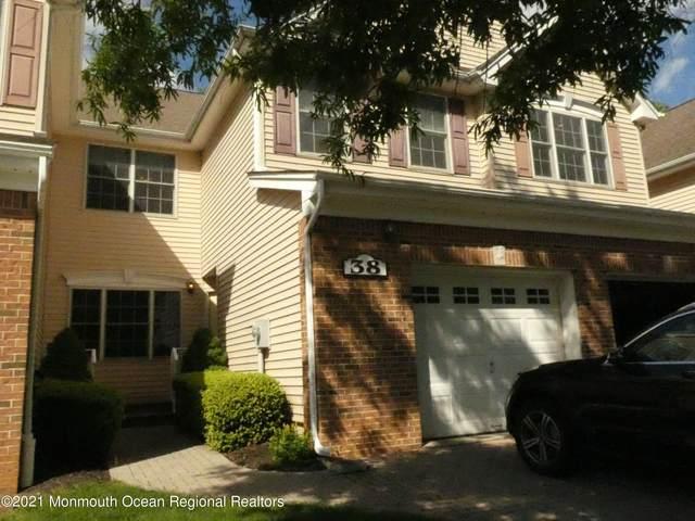 38 Smock Court, Manalapan, NJ 07726 (MLS #22117461) :: The Sikora Group
