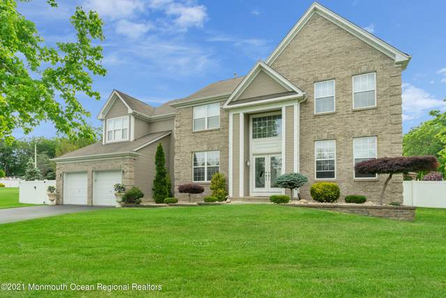 129 Thicket Court, Toms River, NJ 08755 (MLS #22117504) :: PORTERPLUS REALTY