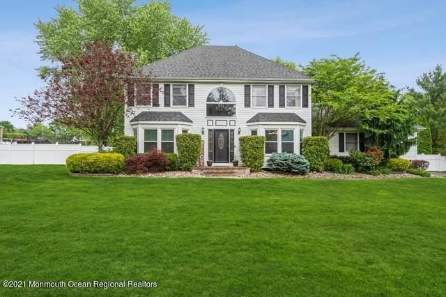 33 Sunny Woods Lane, Jackson, NJ 08527 (MLS #22117510) :: The MEEHAN Group of RE/MAX New Beginnings Realty