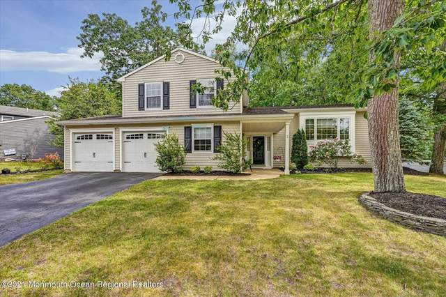 2 Liberty Court, Howell, NJ 07731 (MLS #22117533) :: Caitlyn Mulligan with RE/MAX Revolution