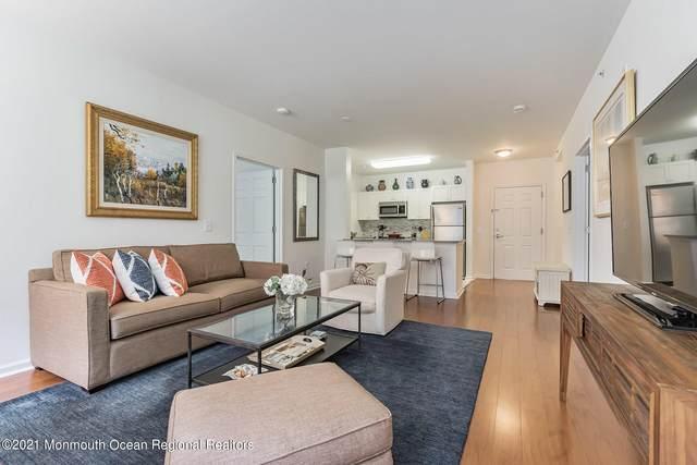 55 Melrose Terrace #313, Long Branch, NJ 07740 (#22117561) :: Rowack Real Estate Team