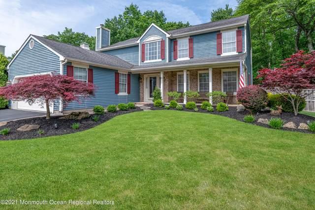 20 Arbor Drive, Howell, NJ 07731 (MLS #22117581) :: Provident Legacy Real Estate Services, LLC