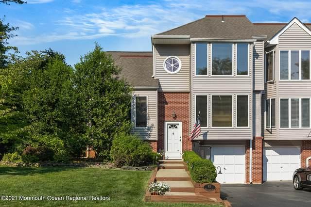 63 Ambassador Drive, Red Bank, NJ 07701 (MLS #22117609) :: The Dekanski Home Selling Team