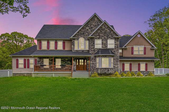 217 Old Mill Road, Freehold, NJ 07728 (MLS #22117633) :: The CG Group | RE/MAX Revolution