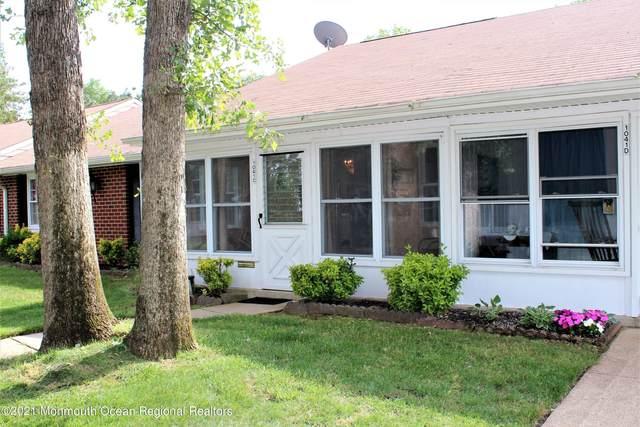 1041C Aberdeen Drive #1003, Lakewood, NJ 08701 (MLS #22117643) :: PORTERPLUS REALTY