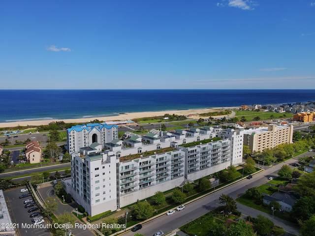 432 Ocean Boulevard #608, Long Branch, NJ 07740 (#22117696) :: Rowack Real Estate Team