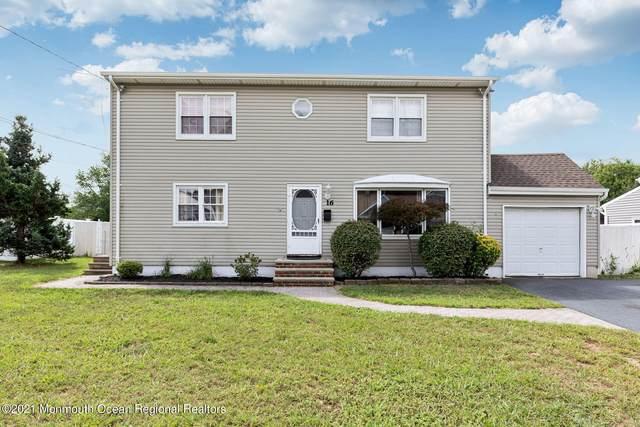 16 Parkview Drive, Hazlet, NJ 07730 (MLS #22117698) :: William Hagan Group