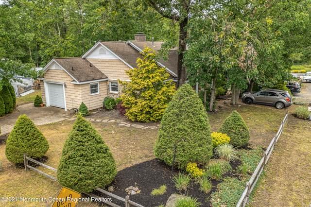 511 Lakeside Drive, Forked River, NJ 08731 (#22117749) :: Rowack Real Estate Team