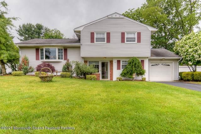 41 Sherwood Road, Red Bank, NJ 07701 (#22117753) :: Daunno Realty Services, LLC