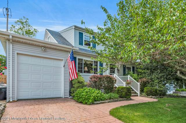 302 Niblick Street, Point Pleasant Beach, NJ 08742 (MLS #22117754) :: The Dekanski Home Selling Team