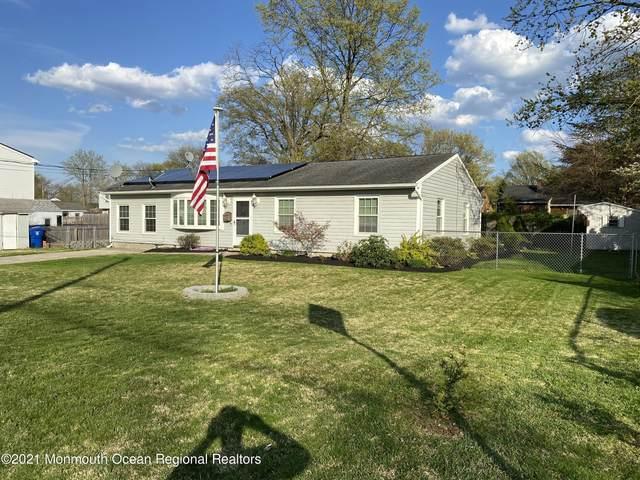 31 Illinois Avenue, Middletown, NJ 07748 (#22117785) :: Daunno Realty Services, LLC