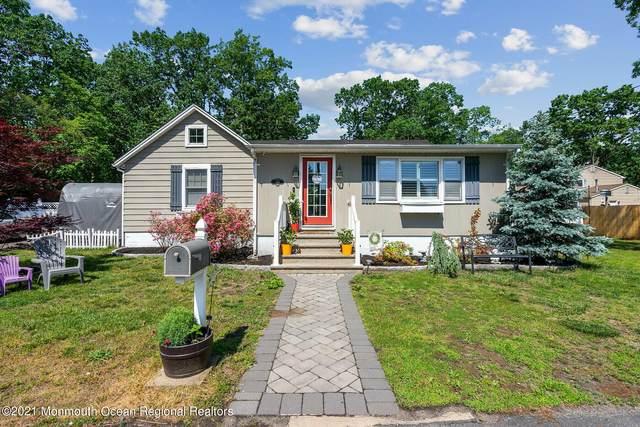 460 Stewart Avenue, Brick, NJ 08723 (MLS #22117863) :: PORTERPLUS REALTY