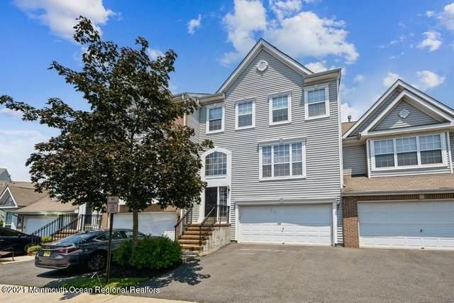 317 Bernard Drive, Morganville, NJ 07751 (MLS #22117909) :: The MEEHAN Group of RE/MAX New Beginnings Realty