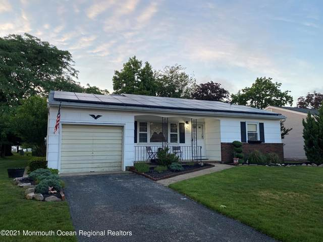 66 Westbrook Drive, Toms River, NJ 08757 (MLS #22117930) :: Provident Legacy Real Estate Services, LLC