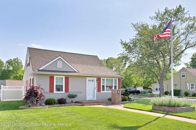 207 W Prospect Avenue, Keyport, NJ 07735 (MLS #22117954) :: Provident Legacy Real Estate Services, LLC