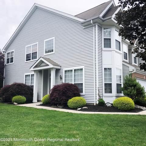302 Bernard Drive, Morganville, NJ 07751 (#22117978) :: Rowack Real Estate Team