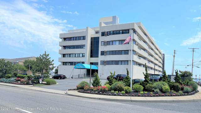 525 Ocean Boulevard #404, Long Branch, NJ 07740 (MLS #22118014) :: Provident Legacy Real Estate Services, LLC