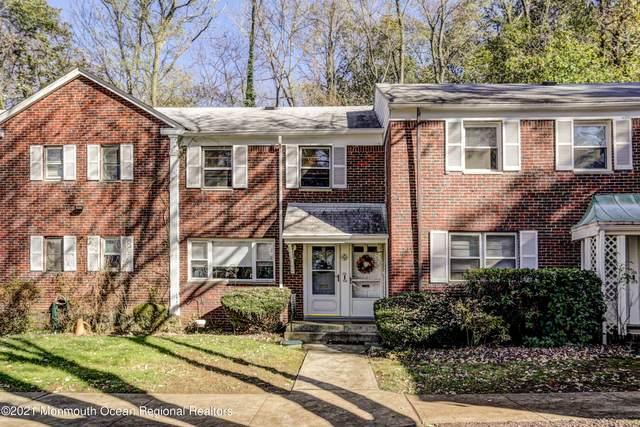 101 Manor Drive, Red Bank, NJ 07701 (MLS #22118084) :: The Dekanski Home Selling Team