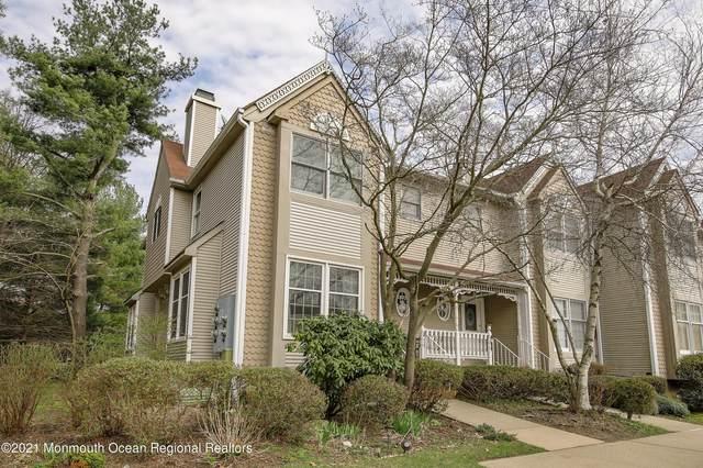 108 Northampton Drive, Holmdel, NJ 07733 (#22118087) :: Rowack Real Estate Team