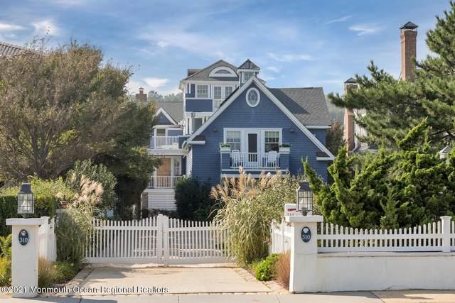 310 Ocean Avenue, Sea Bright, NJ 07760 (MLS #22118092) :: The Dekanski Home Selling Team