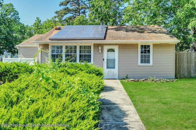 260 Point Pleasant Avenue, Bayville, NJ 08721 (MLS #22118098) :: The MEEHAN Group of RE/MAX New Beginnings Realty