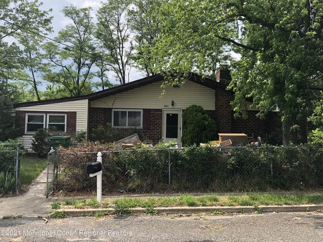 201 Deal Avenue, Neptune Township, NJ 07753 (MLS #22118113) :: The MEEHAN Group of RE/MAX New Beginnings Realty
