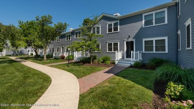 31 Cedar Avenue #18, Long Branch, NJ 07740 (MLS #22118115) :: The MEEHAN Group of RE/MAX New Beginnings Realty