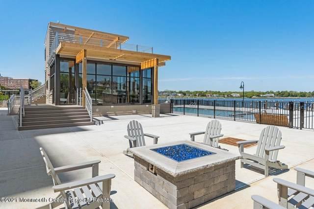 28 Riverside Avenue 4K, Red Bank, NJ 07701 (MLS #22118117) :: Provident Legacy Real Estate Services, LLC
