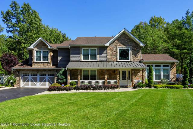 20 Winding Woods Way, Manalapan, NJ 07726 (#22118136) :: Rowack Real Estate Team