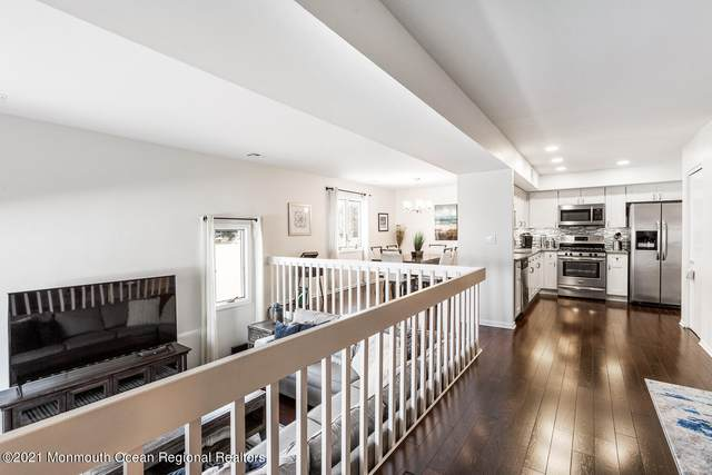 44 Marion Street #1, Red Bank, NJ 07701 (MLS #22118140) :: The Dekanski Home Selling Team