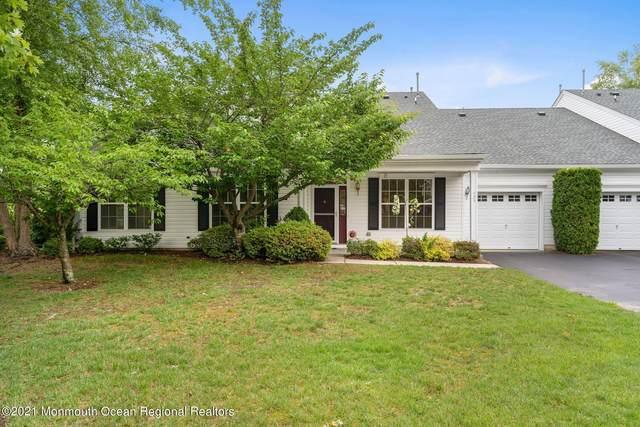 425 Spring Meadow Drive, Lakewood, NJ 08701 (#22118225) :: Rowack Real Estate Team