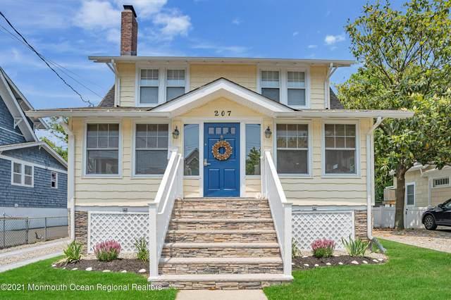 207 Atlantic Avenue, Point Pleasant Beach, NJ 08742 (MLS #22118231) :: The Dekanski Home Selling Team