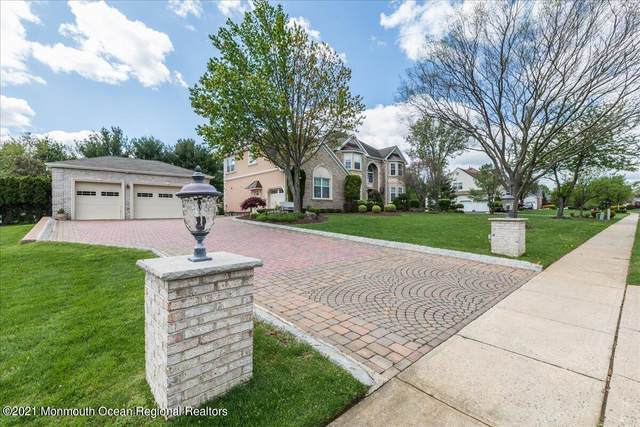 30 Canterbury Drive, Freehold, NJ 07728 (MLS #22118234) :: The CG Group | RE/MAX Revolution
