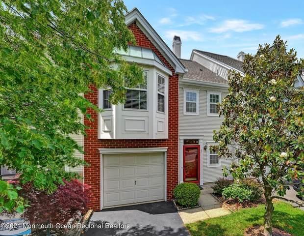 42 Alpine Road #163, Holmdel, NJ 07733 (MLS #22118247) :: Provident Legacy Real Estate Services, LLC