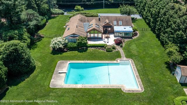 41 Buena Vista Avenue, Rumson, NJ 07760 (MLS #22118272) :: Parikh Real Estate