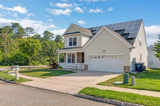 35 Ivy Creek Drive, Little Egg Harbor, NJ 08087 (MLS #22118277) :: The MEEHAN Group of RE/MAX New Beginnings Realty