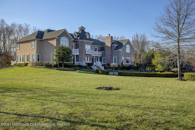 3 Fulling Mill Lane, Colts Neck, NJ 07722 (MLS #22118279) :: PORTERPLUS REALTY
