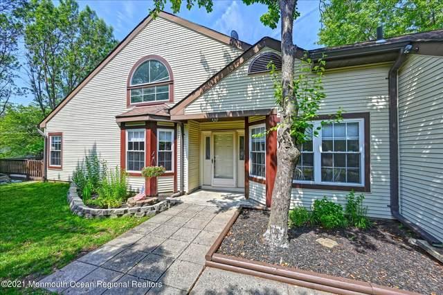 163 Colony Lane, Manalapan, NJ 07726 (#22118294) :: Rowack Real Estate Team