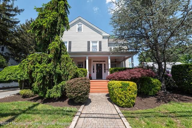 220 Main Street, Matawan, NJ 07747 (MLS #22118315) :: Provident Legacy Real Estate Services, LLC