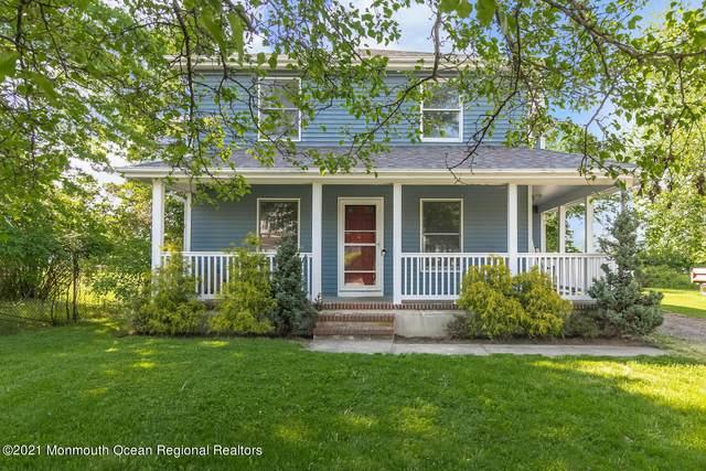 65 Main Street, Oceanport, NJ 07757 (MLS #22118316) :: The Dekanski Home Selling Team