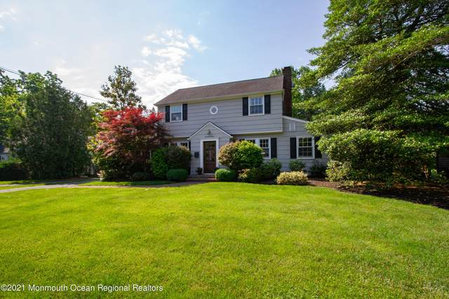14 Alden Terrace, Little Silver, NJ 07739 (MLS #22118323) :: The MEEHAN Group of RE/MAX New Beginnings Realty