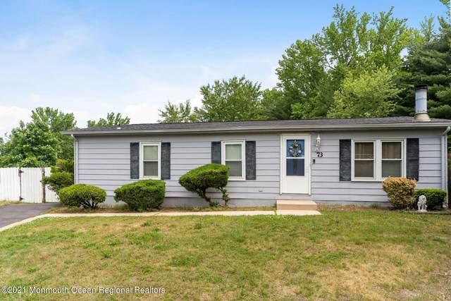 73 Deer Way, Manalapan, NJ 07726 (#22118350) :: Rowack Real Estate Team