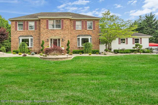 26 Desai Court, Freehold, NJ 07728 (MLS #22118398) :: Caitlyn Mulligan with RE/MAX Revolution