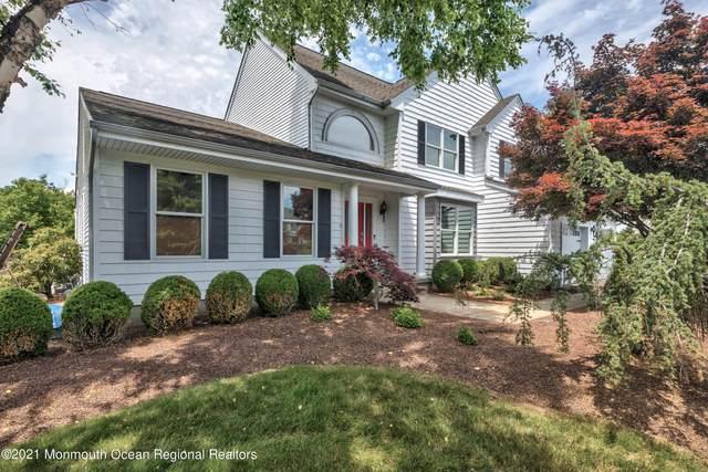 8 Hampton Hollow Drive, Millstone, NJ 08535 (MLS #22118432) :: Corcoran Baer & McIntosh
